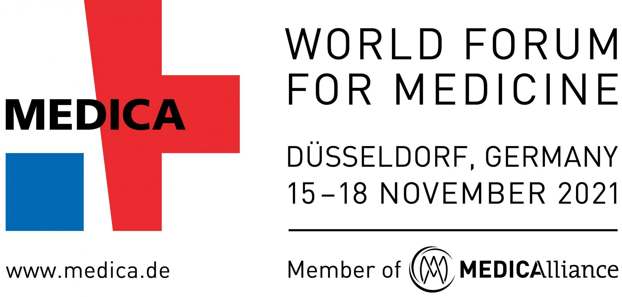 Meet Alerta Medical at Medica Dusseldorf