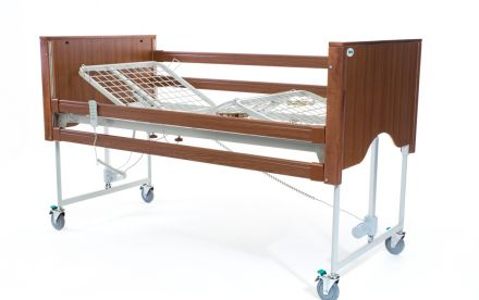 Alerta Encore Standard Bed Walnut (2)