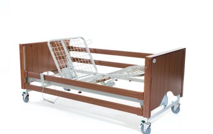 Alerta Encore Standard Bed Walnut (1)