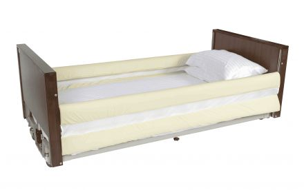 Alerta Bed Rail Bumpers - 2 Bar